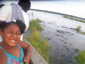 Lashine and the swamp