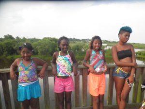 Field Trip to Bayou Sauvage